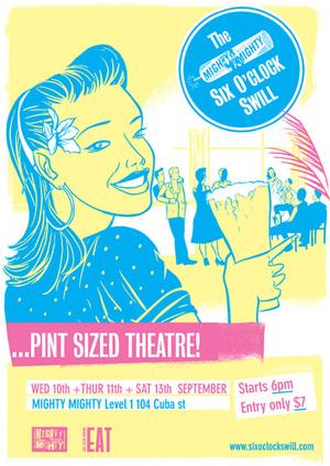 September Swill Poster