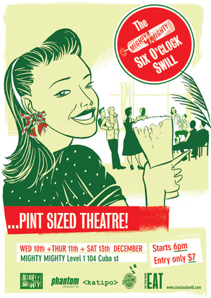 December 2008 Swill Poster.
